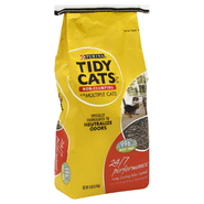Tidy Cats Cat Litter, Non-Clumping, for Multiple Cats, 10 lb (4.54 kg) at Kmart.com