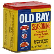 Old Bay Seasoning for Seafood, Poultry, Salads, Meats, 6 oz (170 g) at Kmart.com