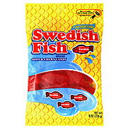 Swedish Fish Candy, Soft & Chewy, 8 oz (226 g) at Kmart.com