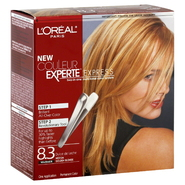L'Oreal Couleur Experte Express Permanent Color, Golden Blonde 8.3 Warmer, 1 application at Kmart.com