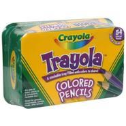 Crayola Trayola Colored Pencils, 54 pencils at Sears.com