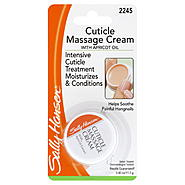 Sally Hansen Cuticle Massage Cream, with Apricot Oil, 0.4 oz (11.3 g) at Sears.com