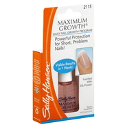 Sally Hansen Maximum Growth Daily Nail Growth Program, 0.45 fl oz (13.3 ml) at Sears.com
