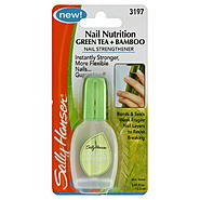 Sally Hansen Nail Nutrition Nail Strengthener, Green Tea + Bamboo, 0.45 fl oz (13.3 ml) at Sears.com