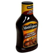 KC Masterpiece Barbecue Sauce, Hickory Brown Sugar, 18 oz (1 lb 2 oz) 510 g at Kmart.com