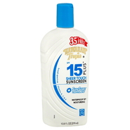 Hawaiian Tropic Sunscreen, Sheer Touch, SPF 15 Plus, 10.8 fl oz (319 ml) at Kmart.com