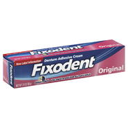 Fixodent Denture Adhesive Cream, Dawn to Dark, Original, 2.4 oz (68 g) at Kmart.com