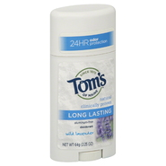Tom's of Maine Deodorant, Long Lasting, Wild Lavender, 2.25 oz (64 g) at Sears.com