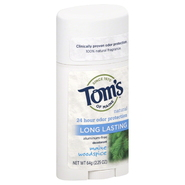 Tom's of Maine Deodorant, Long Lasting, Maine Woodspice, 2.25 oz (64 g) at Sears.com