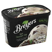 Breyers Ice Cream, Mint Chocolate Chip, 1.5 qt (1.41 lt) at Kmart.com