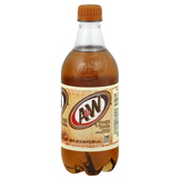 A&W Cream Soda, 20 fl oz (1.25 pt) 591 ml at mygofer.com