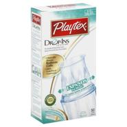 Playtex Drop-Ins System Disposable Liners, Pre-Sterilized, 8-10 oz, 50 liners at Kmart.com