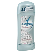 Degree Fine Fragrance Anti-Perspirant & Deodorant, Invisible Solid, Classic Romance, 2.6 oz (74 g) at Kmart.com