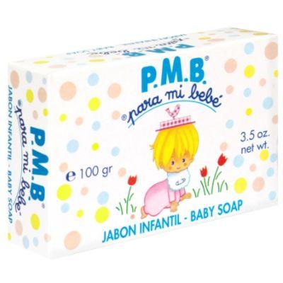 PMB Baby Soap, 3.5 oz (100 g)