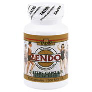 Tadin Zendo, All Natural Herb Tea, 500 mg, Capsules, 60 capsules at Kmart.com