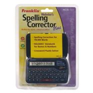 Franklin Electronic Webster's Spelling Corrector Plus, 1 each at Kmart.com