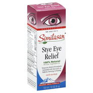 Similasan Stye Eye Relief, 0.33 fl oz (10 ml) at Kmart.com