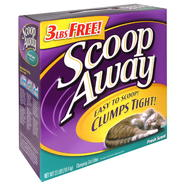 Scoop Away Cat Litter, Clumping, Fresh Scent, 23 lbs (10.4  kg) at Kmart.com