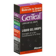 GenTeal Lubricant Gel Drops, Moderate to Severe Dry Eye Relief, 0.5 fl oz (15 ml) at Kmart.com