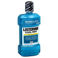 Listerine Antiseptic, Cool Mint, 1 lt (1 qt 1.8 fl oz) at Kmart.com