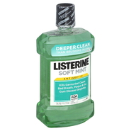 Listerine Antiseptic, Soft Mint, 1.5 lt (1 qt 1 pt 2.7 fl oz) at Kmart.com