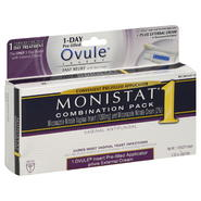 Monistat Vaginal Antifungal, Combination Pack, 1 set at Kmart.com