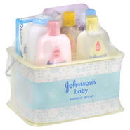 Johnson & Johnson Bathtime Gift Basket, 1 basket at Kmart.com