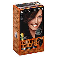 Clairol Non-Permanent Color, Medium Cool Brown 24, 1 application at Kmart.com