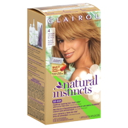 Clairol Non-Permanent Color, Medium Golden Blonde 4, 1 application at Kmart.com