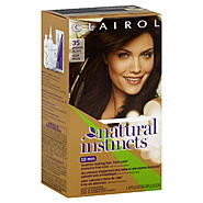 Clairol Natural Instincts Non-Permanent Color, Brown Black 35, 1 application at Kmart.com