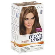 Clairol Nice 'N Easy Permanent Color, Natural Dark Neutral Blonde 106A, 1 application at Kmart.com