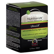 Garnier Nutritioniste Ultra Lift Anti-Wrinkle Firming Night Cream, 1.7 fl oz (50 ml) at Kmart.com