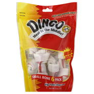 Dingo Meat In The Middle! Meat & Rawhide Chew, Value Bag!, 6 bones [9 oz (255 g)] at Kmart.com