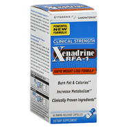 Xenadrine RFA-1, Clinical Strength, Rapid-Release Capsules, 60 capsules at Kmart.com