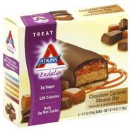 Atkins Endulge Treat Bar, Chocolate Coconut, 5 - 1.4 oz (40 g) bars [7 oz (200 g)] at Kmart.com