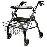 Nova Ortho-med Rolling Walker with Seat, 1 walker at Kmart.com
