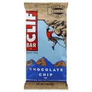 Clif Energy Bar, Chocolate Chip, 2.4 oz (68 g) at Kmart.com