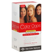 Color Oops Hair Color Remover, Extra Strength, 1 application at Kmart.com