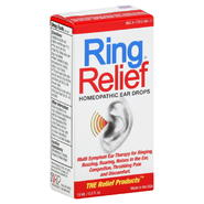Ring Relief Ear Drops, Homeopathic, 0.5 fl oz (15 ml) at Kmart.com