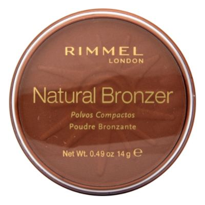 Rimmel London Natural Bronzer, Sun Bronze 022, 0.49 oz (14 g) Sun Dance