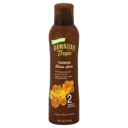 Hawaiian Tropic Creme Lotion, Tanning, 2 UVB/SPF with UVA, 6 fl oz (177 ml) at Kmart.com