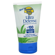Banana Boat Ultra Defense Sunscreen, Broad Spectrum, SPF 100, 4 fl oz (118 ml) at Kmart.com