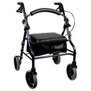 Nova Ortho-Med Inc Rolling Walker, Zoom 20, Blue, 1 walker at Kmart.com