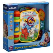 Vtech Rhyme & Discover Book, 1 toy at Kmart.com
