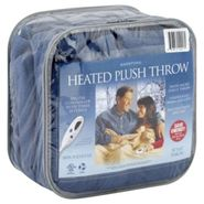 Biddeford Heated Plush Throw, 1 blanket at Kmart.com