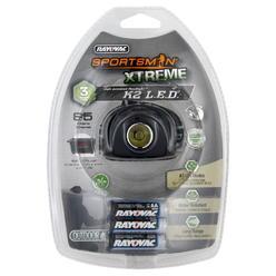 Rayovac Sportsman Xtreme Headlight, High-Powered, K2 LED, 1 headlight at Kmart.com