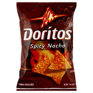 Frito Lay Tortilla Chips, Spicy Nacho, 12 oz (340.2 g) at Kmart.com