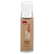 Maybelline New York Super Stay Makeup, Natural Beige, 1 fl oz (30 ml) at Kmart.com
