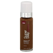 Maybelline New York Super Stay Makeup, Cocoa, 1 fl oz (30 ml) at Kmart.com