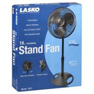 Lasko Stand Fan, Oscillating, 16 Inch, 1 fan at Kmart.com